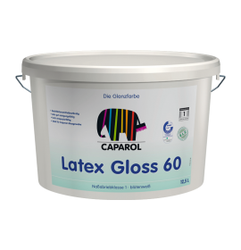 Краска Latex Gloss 60 12,5л