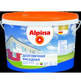Alpina Долговечная фасадная 10л