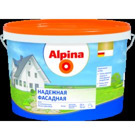 Alpina Надежная фасадная 10л