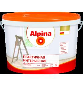Alpina Практичная интерьерная 10л