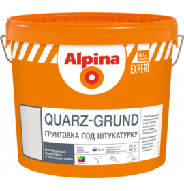 Грунт Alpina Quarzgrund Кварц-грунт 16кг