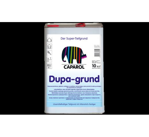 Грунтовка Caparol Dupa-grund 10л