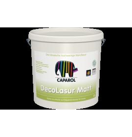 Caparol Capadecor DecoLasur Matt Лессирующая краска 2,5л