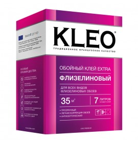 Обойный клей KLEO Extra Флизелиновый