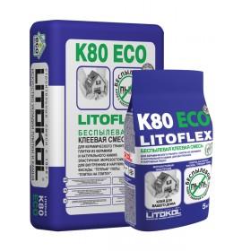 Клей LITOFLEX K80 eco 25кг
